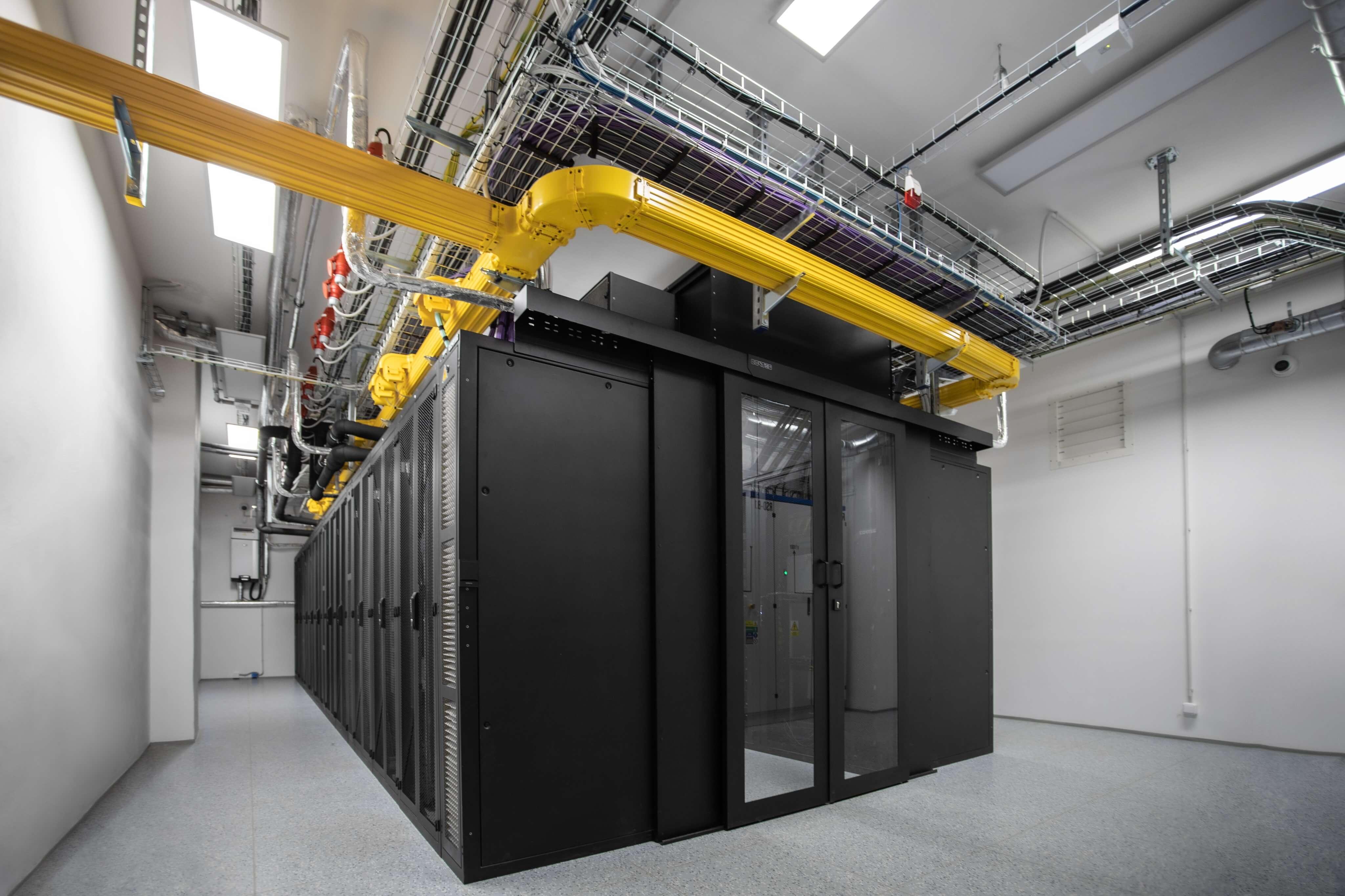 Nové datacentrum