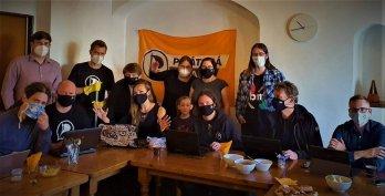 Jihočeští Piráti pokračují v jednání o vytvoření Lidské koalice bez ODS a ANO