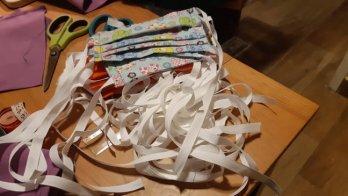 Pomozte s šitím roušek v Soběslavi a po celém kraji