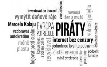 EUROVOLBY: Potkejme se na pirátských akcích v jihočeských městech