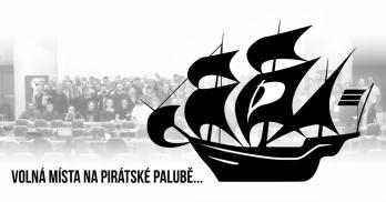 Piráti hledají PR manažera a krajské koordinátory