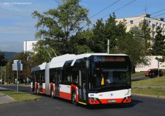 Dopravní podnik ušetří 100 milionů na trolejbusech