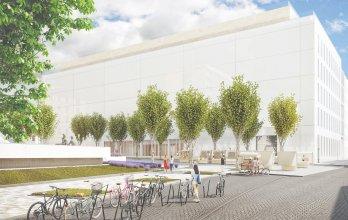 Brno požádá o 600 milionů na Janáčkovo kulturní centrum