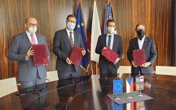 Piráti podepsali Smlouvu o koaliční spolupráci v Zastupitelstvu JMK pro volební období 2020–2024