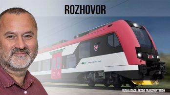Rozhovor s Ivo Vašíčkem: Jak se pečou jízdní řády v Jihomoravském kraji