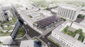 Komentář Pavla Nevrkly: Nekoncepční návrh parkovacího domu na znojemském náměstí Svobody