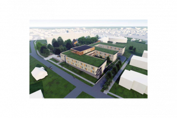 Projekt modernizace a dostavby Domova U Biřičky