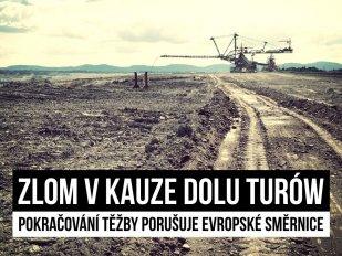 Česko se může kvůli Turówu obrátit na soud, ale voda bude z naší krajiny odtékat dál