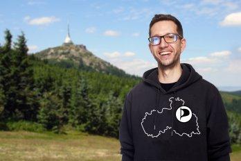Ondřej Kolek je druhým Pirátem na společné kandidátce se Starosty v Libereckém kraji