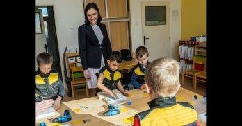 Komentář Andrey Hoffmannové: Podporujme, co funguje, nedělejme, co nefunguje! Dětské skupiny mají své nenahraditelné místo i v Ostravě