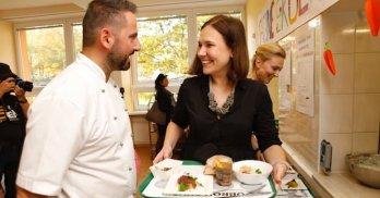 Fajne školní bistro: nový impulz pro stravování dětí v jídelnách
