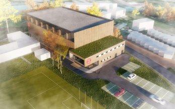Ostrava pokračuje v rozšiřování sítě sportovišť, v Třebovicích vznikne nová dvoupodlažní hala