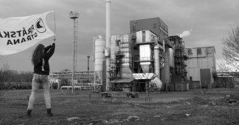 """Petice """"Stop spalovně nebezpečných odpadů v Ostravě"""" má odezvu: Ministerstvo životního prostředí poslalo Pirátům vyjádření."""
