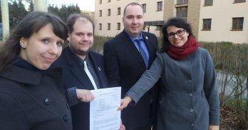 Organizace MIKASA může i díky Pirátům žádat o stavební povolení na výstavbu domova pro klienty s autismem v Ostravě-Výškovicích