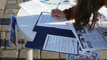 Olomoučtí Piráti se připojili k Celoevropskému protestu proti projektu INDECT