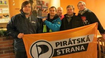 Pirátský nábor pokračuje: Za tři měsíce tři místní sdružení v Olomouckém kraji