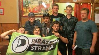 Piráti v Majetíně a Brodku finišují s přípravou na komunální volby