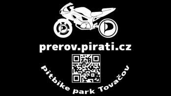 Podporujeme Pitbike Park Tovačov