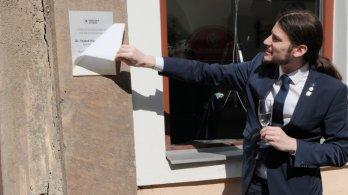 Piráti otevřeli další regionální centrum. Olomoucké Picolo je zároveň kanceláří místopředsedy Sněmovny Vojtěcha Pikala