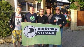 V Brodku u Přerova proběhly pirátské primární volby