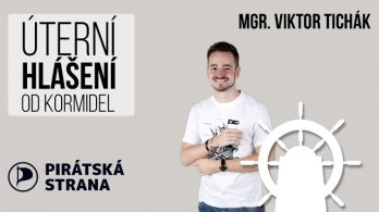 Úterní hlášení od kormidel - Viktor Tichák