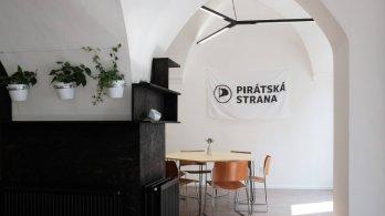 Program pirátského centra Picolo na listopad 2019