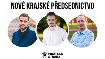 Piráti si v Olomouckém kraji zvolili nové předsednictvo