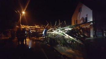 Návštěva premiéra Babiše obyvatele Uničovska před dalšími bleskovými povodněmi neochrání