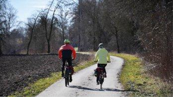 Olomoucký kraj pomůže obcím ve výstavbě nových cyklostezek