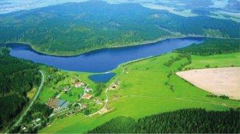 Martin Šmída řešil možnosti vodního přivaděče do Olomouckého kraje ze Slezské Harty