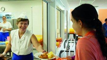 Olomoucký kraj pokračuje v projektu Obědů do škol
