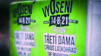 V Přerově proběhl hudební festival VyOsení