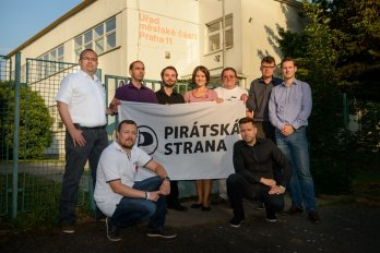 Piráti jsou na Praze 11 doma!
