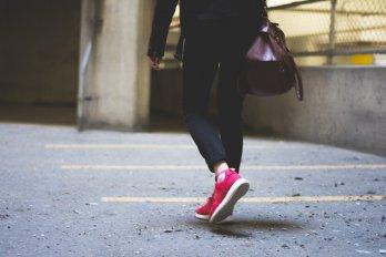 Pěšky nebo metrem