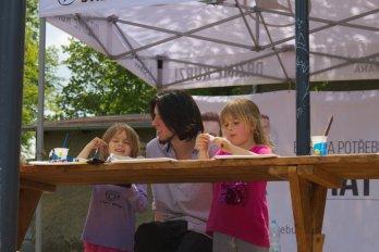 Piropárty v Benešově - debata s eurokandidáty i stezka pro děti