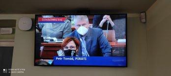 Pirátští zastupitelé podpořili seškrtaný krajský rozpočet