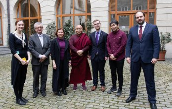 František Kopřiva: Na setkání s tibetskými duchovními v Poslanecké sněmovně navážeme návštěvou dalajlámy v Indii