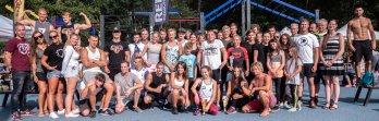 Benešov hostil 6. ročník Mistrovství České republiky ve StreetWorkoutu