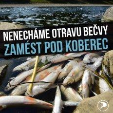 Výbor pro životní prostředí projednal aktuální informace k otravě kyanidem na řece Bečvě