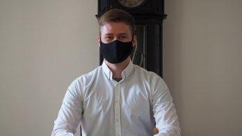 Daniel Netušil: Lidé v Benešově se spojili v boji proti koronaviru