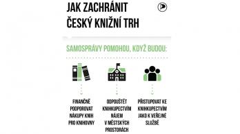 Komentář Lenky Kozlové: Máme plán, jak minimalizovat škody na trhu s knihami