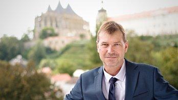 Kutnohorský místostarosta Vít Šnajdr: Politika je o hledání řešení
