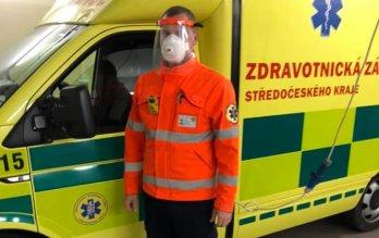 Ochranné štíty pro záchrannévýjezdové skupiny Středočeského kraje