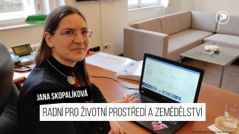 Jana Skopalíková: Cirkulární ekonomika snižuje produkci odpadu!