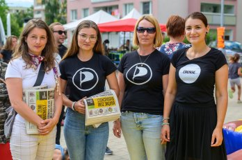 Patří ženy do Politiky? Pirátky říkají rozhodné ano!