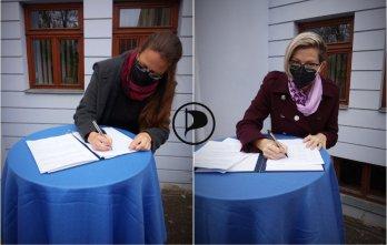 Piráti na Vysočině podepsali krajskou koaliční dohodu společně s ODS+STO, KDU-ČSL, Starosty pro Vysočinu a ČSSD. Piráti obsadí post první náměstkyně pro regionální rozvoj a radního pro školství