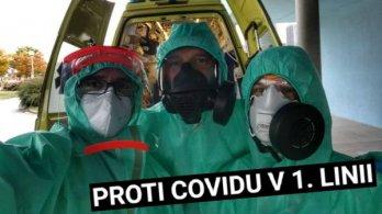 Záchranáři v druhé vlně pandemie? Práce pod tlakem, málo peněz a nedostatečná reflexe vedení k potřebám zdravotníků i pacientů