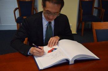 Spolupráce Kraje Vysočina s Tchaj-wanem posílí digitalizaci i oblast vzdělávání