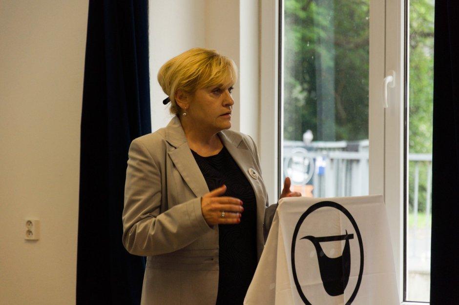 Daniela Weissová - provázání vzdělávání, kultury a sociálních věcí